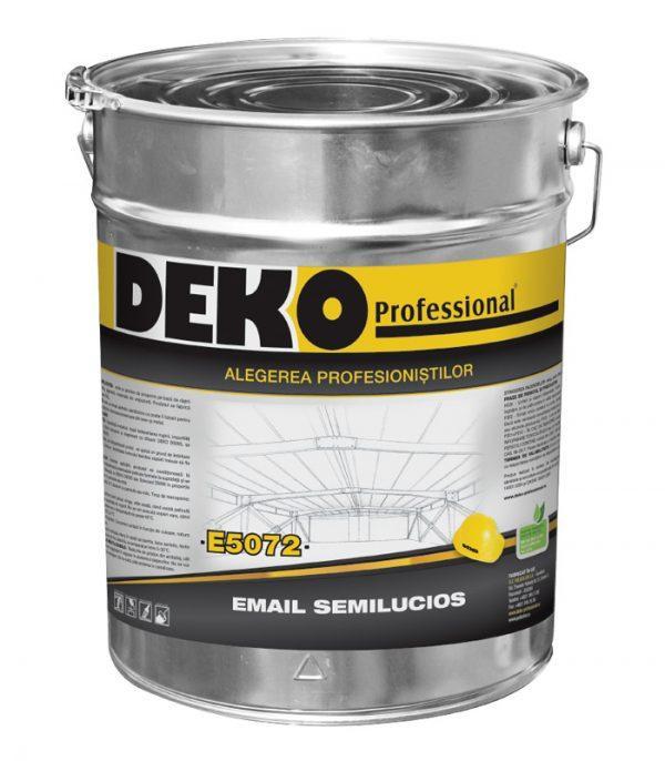 email semilucios Deko E5072