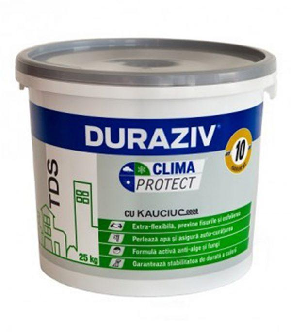 DURAZIV Clima Protect - tencuiala canelata