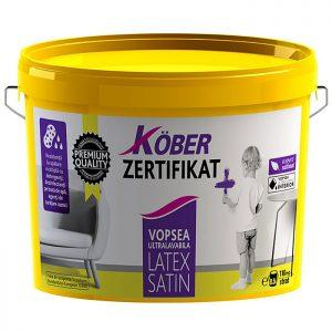 Kober Zertifikat Plus Latex satin