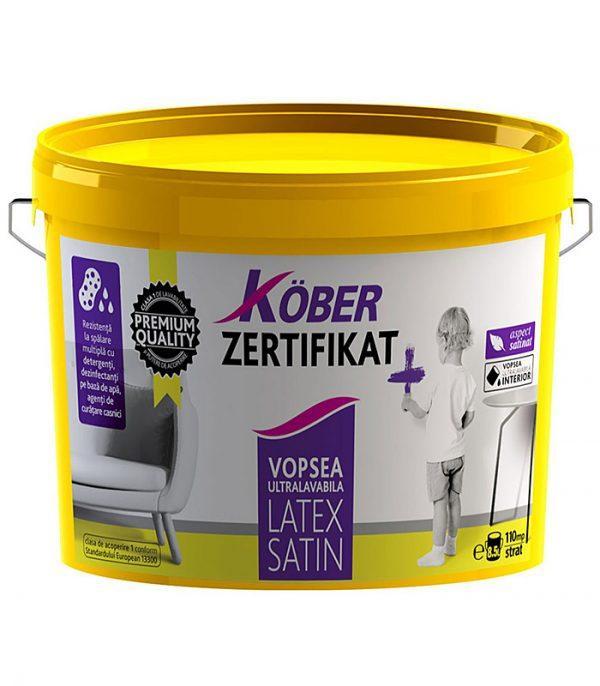 Kober Zertifikat Plus Latex satin