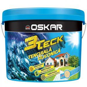 Oskar 3Teck - tencuiala decorativa siliconica