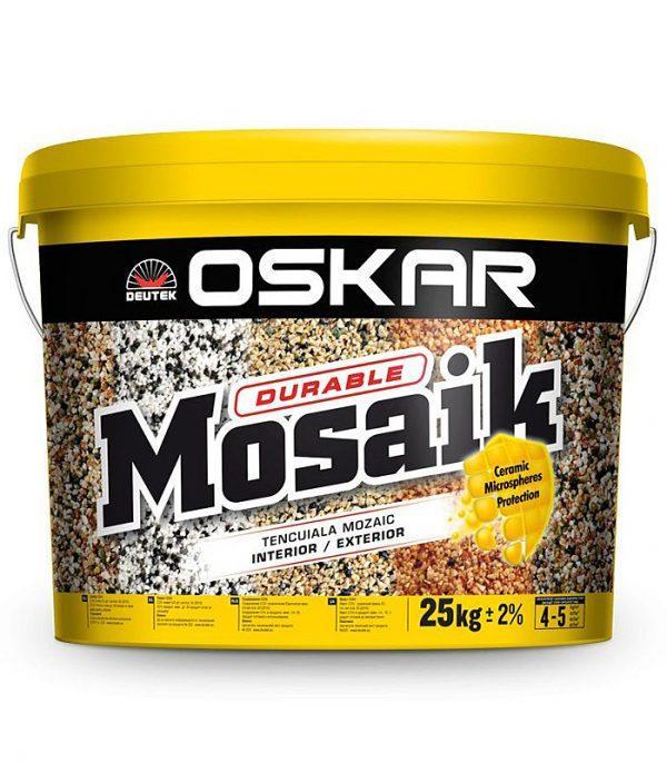 Oskar mosaik - tencuiala mozaic pentru soclu