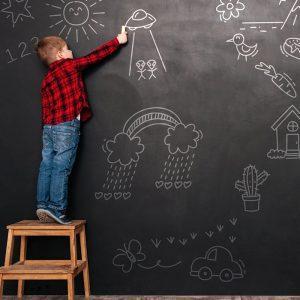 Deko creative effect blackboard - tabla de scris