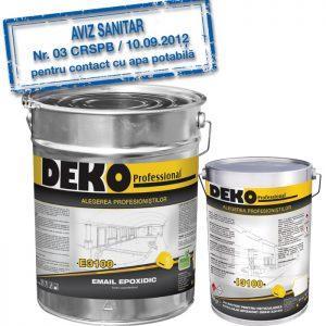 DEKO E3100+I3100 EMAIL EPOXIDIC