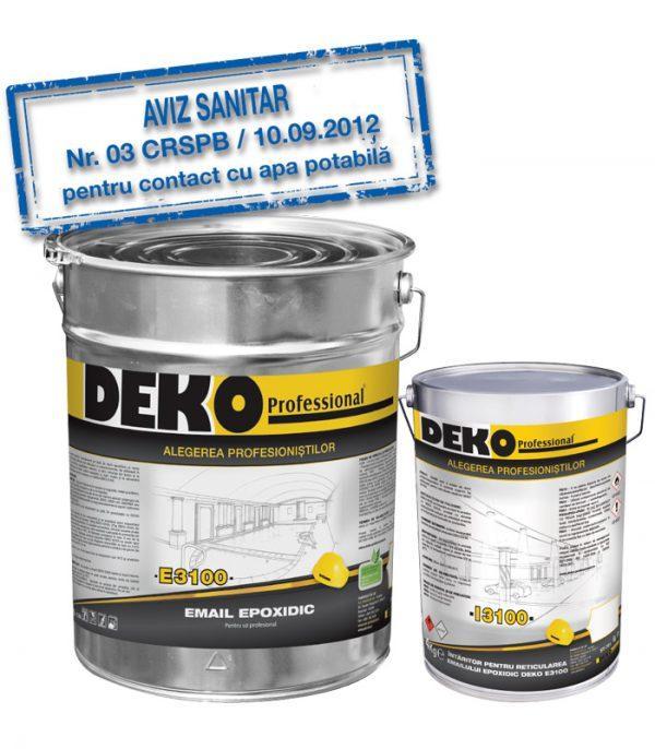 email epoxidic Deko E3100