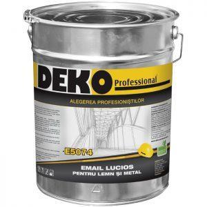 email lucios pentru lems si metal Deko E5074