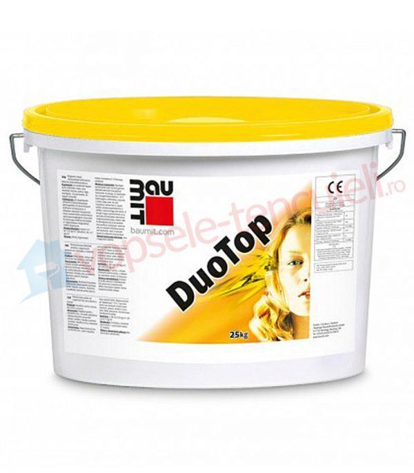 Baumit DuoTop - Tencuiala decorativa Duo