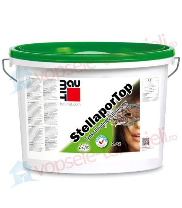 Baumit StellaporTop - Tencuiala decorativa siliconica-silicatica