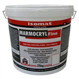 ISOMAT MARMOCRYL Fine - Tencuiala decorativa acrilica