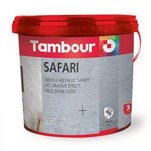 vopsea metalica Tambour Sparkling Safari Effect