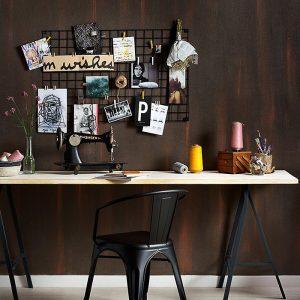 efect decorativ Tambour Rust effect - efect de rugina