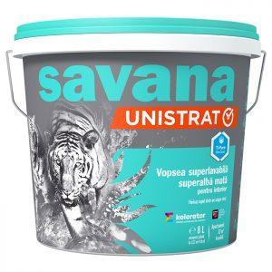 vopsea superlavabila MATA Savana UNISTRAT Ti-Pure