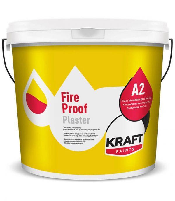 tencuiala decorativa KRAFT Fire Proof Plaster